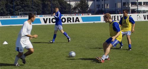 Fussballtraining DVD - U19 Schalke 04