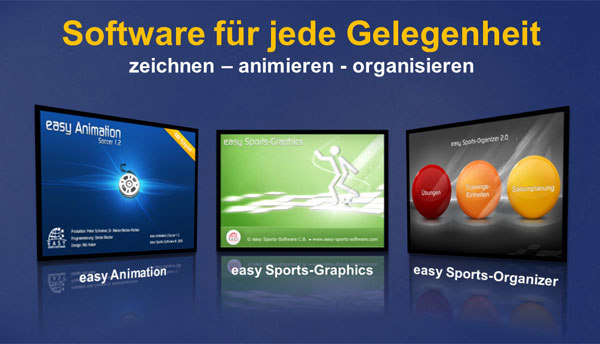 Fussball Software easy Sports-Software