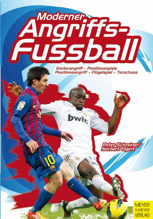 Buch Moderner Angriffsfussball