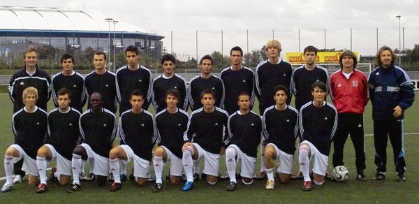 U19 FC Schalke 04 - Vorführgruppe DVD Angriffsfussbal 3