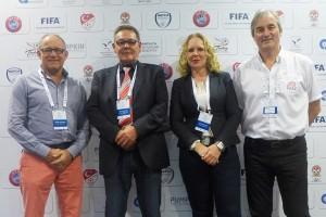Gerard Marsman, Wim Adolfsen (VVON) , Petra Balster, Peter Schreiner