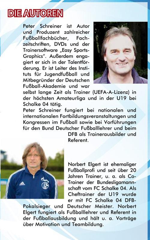 Autoren Peter Schreiner und Norbert Elgert