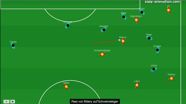 Fussballtaktik illustriert mit easy Animation (3)